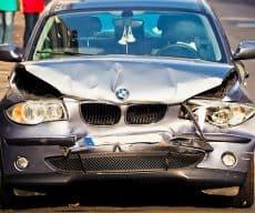 תאונת דרכים בדרך לעבודה עם פגיעת ראש